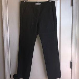 Pants - Charcoal Loft Marisa size 4 pants